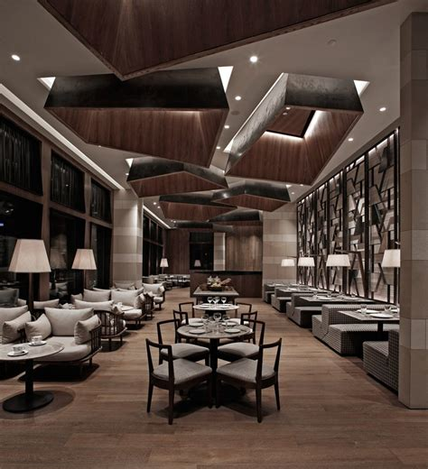 cuisine interiors btr workshop completes simplylife restaurant in shenzhen