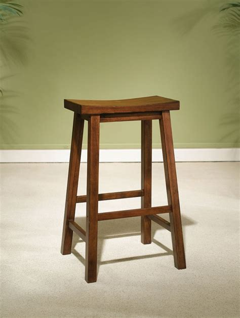 Bar Stools 29 Seat Height powell honey brown bar stool 29 seat height the home