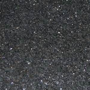 impala black polished granite