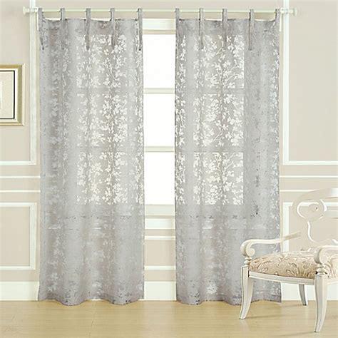 laura ashley boys curtains laura ashley 174 rothbury 84 inch burnout window curtain