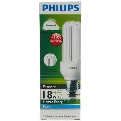 Lu Philips Essential 8 Watt Putih Kuning philips 18w essential 3u plce energy end 1 22 2018 6 15 pm