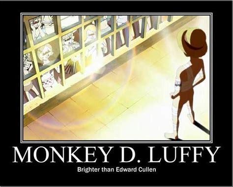Luffy Meme - one piece meme edward cullen anime meme