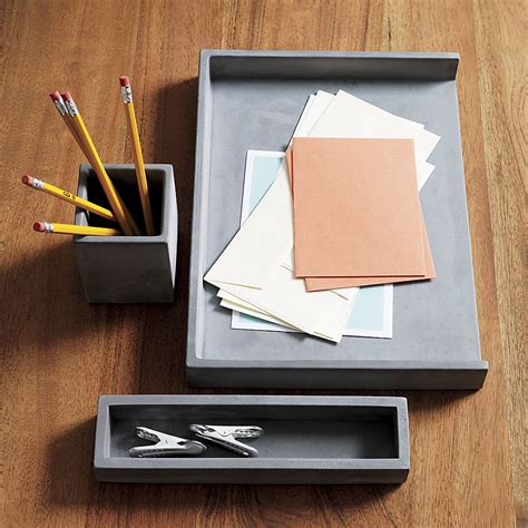 Modern Desk Supplies Useful Desk Accessories For Modern Offices
