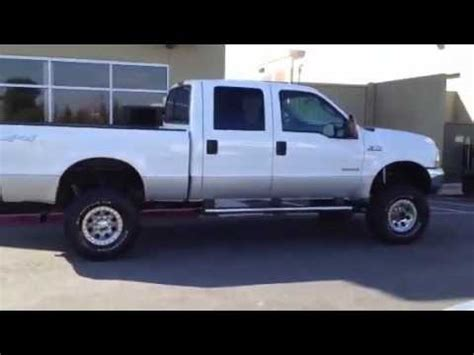 2004 Ford Powerstroke 2004 Ford F350 Crew Cab 4x4 Powerstroke Diesel Lariat 1