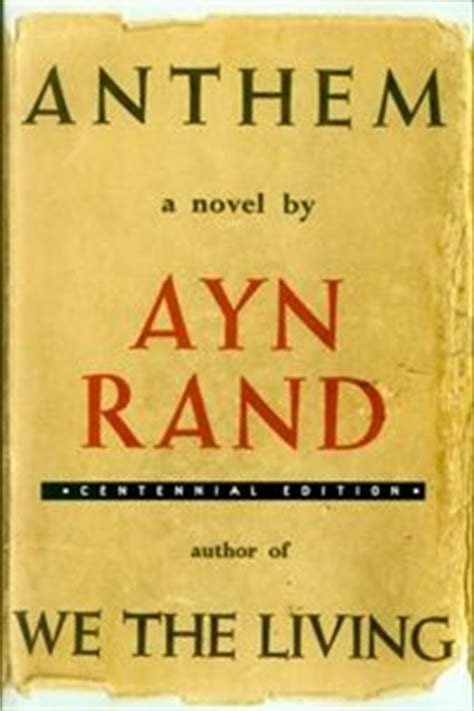 themes the book anthem anthem on pinterest ayn rand novels and school projects