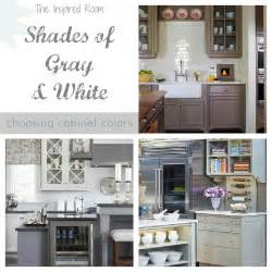 kitchen colours with white cabinets shades of neutral gray white kitchens choosing