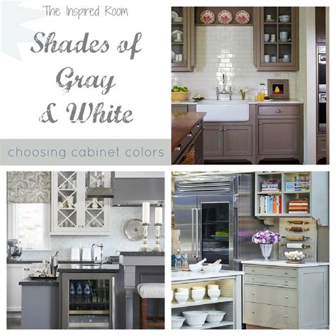 what shade of white for kitchen cabinets best gray paint colors for kitchen cabinets savae org