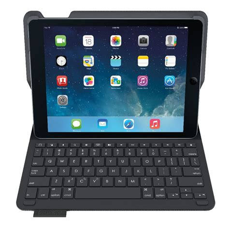 Keyboard Logitech Untuk 2 logitech type keyboard folio for air 2 elevenia