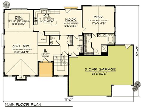brick home floor plans brick house plans home design and style