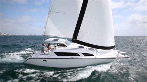 gemini catamaran youtube - Gemini Catamaran Video