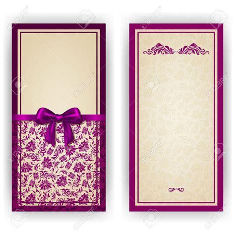 card invitations templates invitation card template for debut image collections
