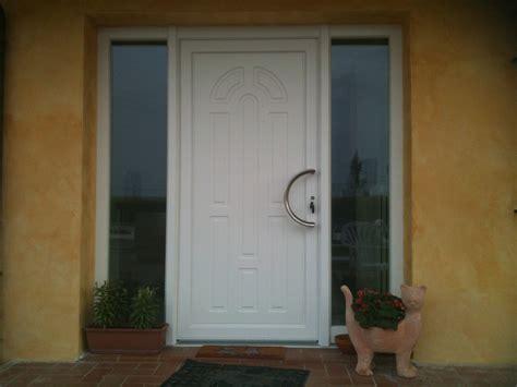 porta ingresso pvc porte d ingresso finstral tecnofinestra