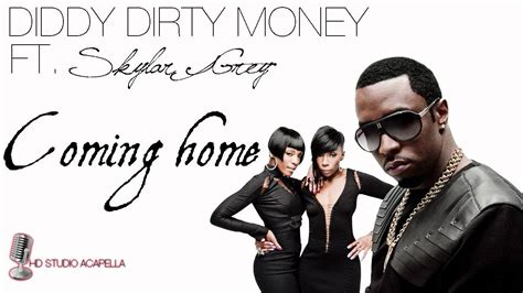 diddy money ft skylar grey coming home studio