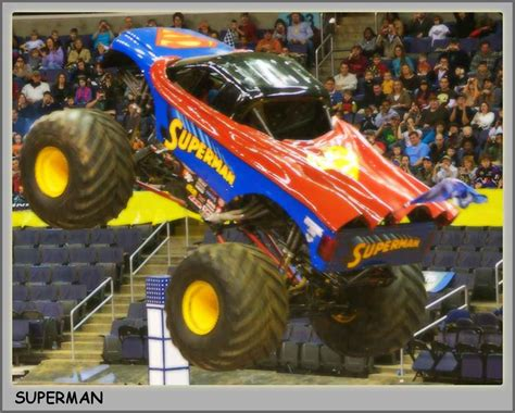 superman monster truck videos pin monster jam coloring pages to print image search