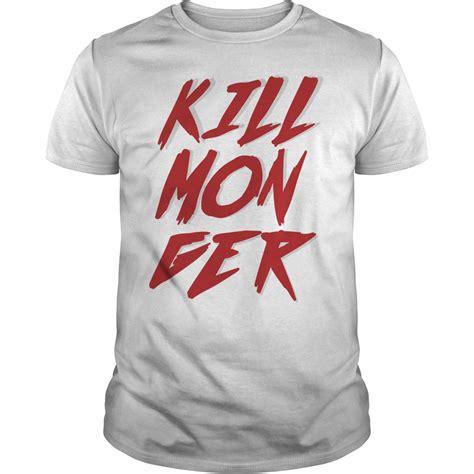 Sweater Vgod Redmerch 1 killmonger front shirt hoodie and longsleeve shirt