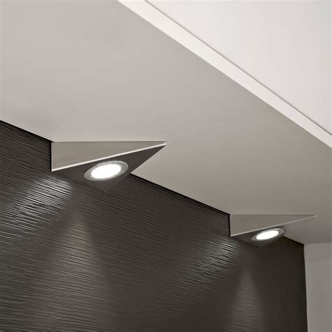 under cabinet kitchen lighting led bermuda hd led triangle light