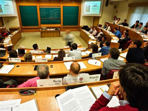 The Businees School why should you go to business school business insider