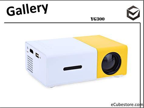 Proyektor Portable Mini Murah projector mini projector murah yg300 portable mini