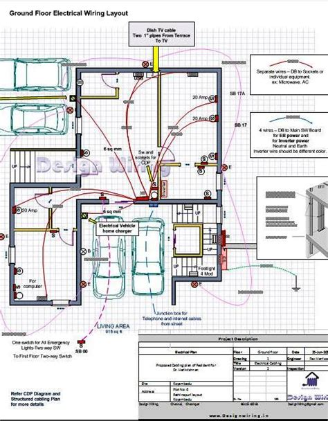 residential electrical layout dolgular