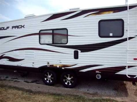 couch rv middletown ohio 2011 cherokee wolf pack 27 wp couch s cers rv your