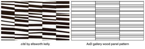 design pattern vs architectural pattern visual art