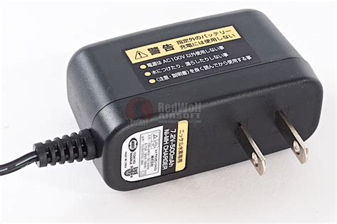 Marui 7 2v 500mah Battery For Electric Fixed Slide Pistols 1 tokyo marui new 7 2v micro 500 battery charger for 7 2v 500mah battery buy airsoft