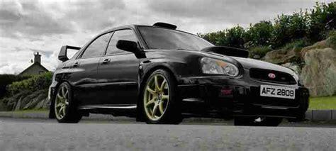 subaru blobeye black subaru impreza wrx sti black stunning 2003 model blobeye