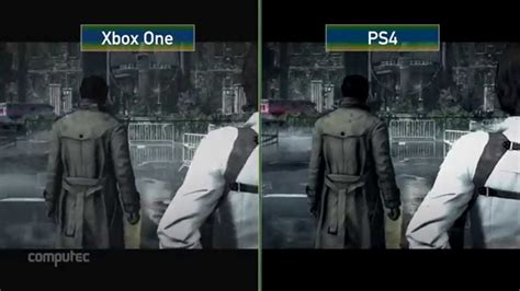 the evil within ps4 versus xbox one