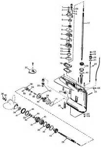 mercury outboard parts layout 35 70 hp p n 1 to 29