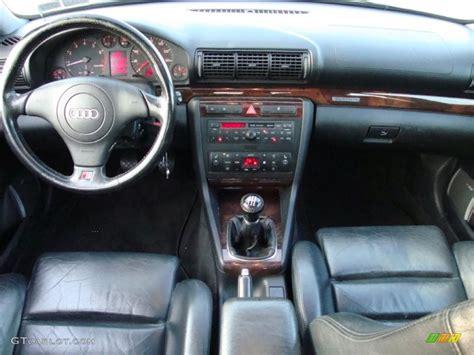 onyx interior 1999 audi a4 2 8 quattro sedan photo