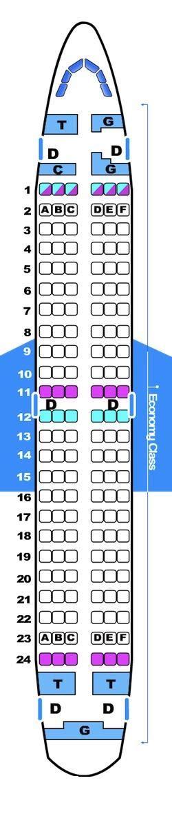 boeing 737 300 plan si鑒es mapa de asientos bmibaby boeing b737 300 plano avi 243 n