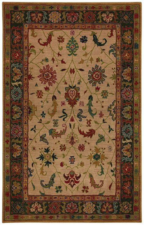 Karastan Knightsen Traditional Area Rug Collection Karastan Area Rugs