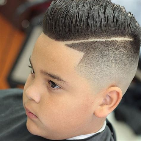 kids haircuts fade on instagram
