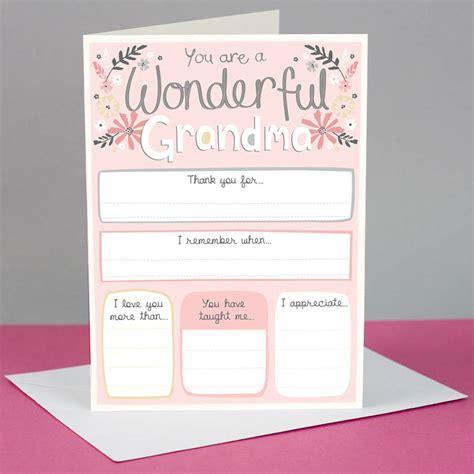 card for wonderful birthday card by tandem green