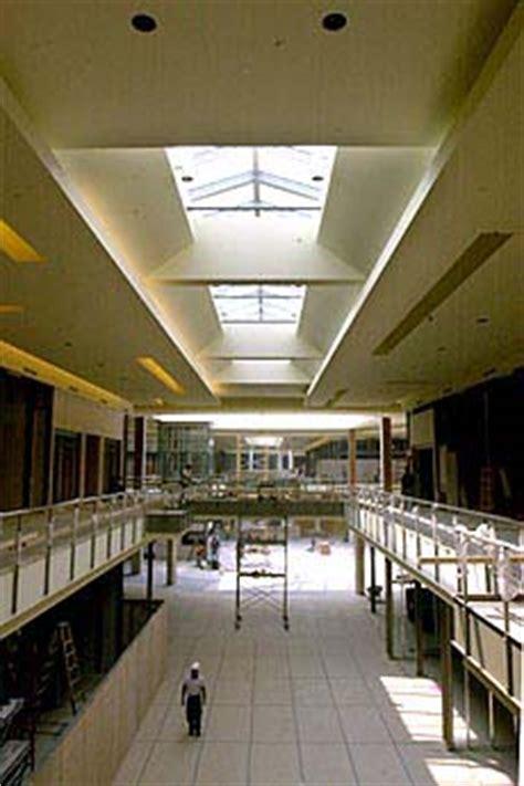 layout of robinson mall mall at robinson taking shape