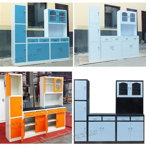 Buy Metal Kitchen Cabinets steel metal kitchen cupboard metal kitchen cabinets sale