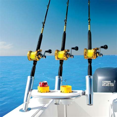 starboard boat cup holders fishing rod holders capt harry s fishing supply