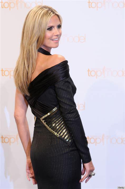 Dress Heidy heidi klum s top model dress is a perplexing
