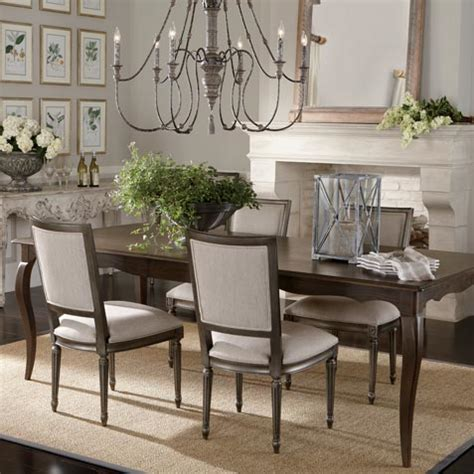 Black Dining Room Chairs by Shop Dining Rooms Ethan Allen