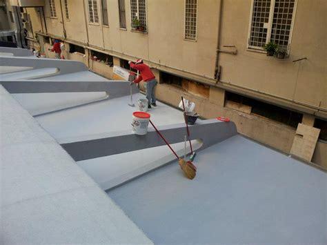 impermeabilizzazione terrazzi roma impermeabilizzare su guaina resinsiet srl