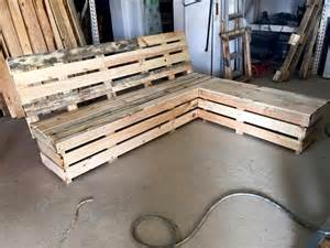 pallet sectional sofa sectional pallet sofa with coffee table