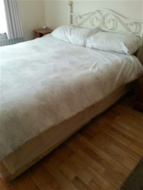 King Size Bed Split Mattress by King Size Bed And Mattress Split Base For Sale In Cabra Dublin From Sonics39