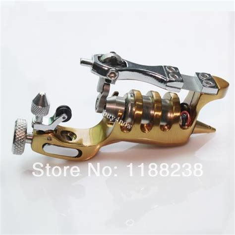 tattoo gun motor special supply gold primus sunskin rotary tattoo machine