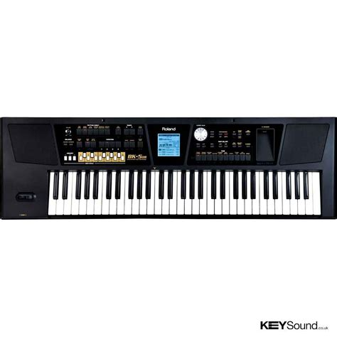 Keyboard Yamaha Roland roland bk5or keyboard keysound piano keyboard shop
