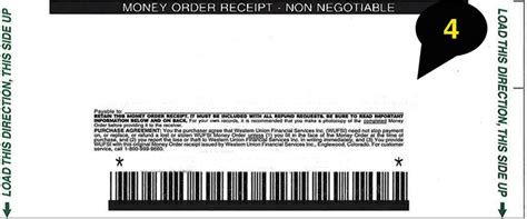 western union money order receipt template how to fill out a money order western union