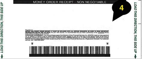 western union money order receipt template how to fill out a money order western union