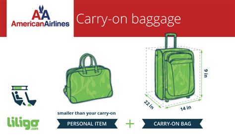 american airline baggage policy baggage policies for american airlines liligo com