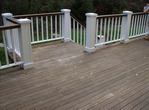 love  idea  painting top railing slightly darker