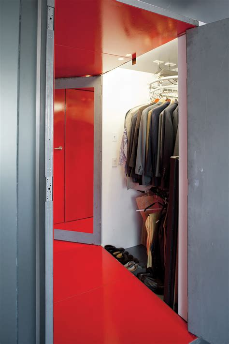 picture of creative clothes storage solutions for small spaces