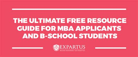 Babson Mba No Gmat by The Ultimate Free Resource Guide For Mba Applicants And B